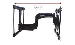 Razer Articulating Mount for Large 37-55 in. Flat-Panel TVs (Black)